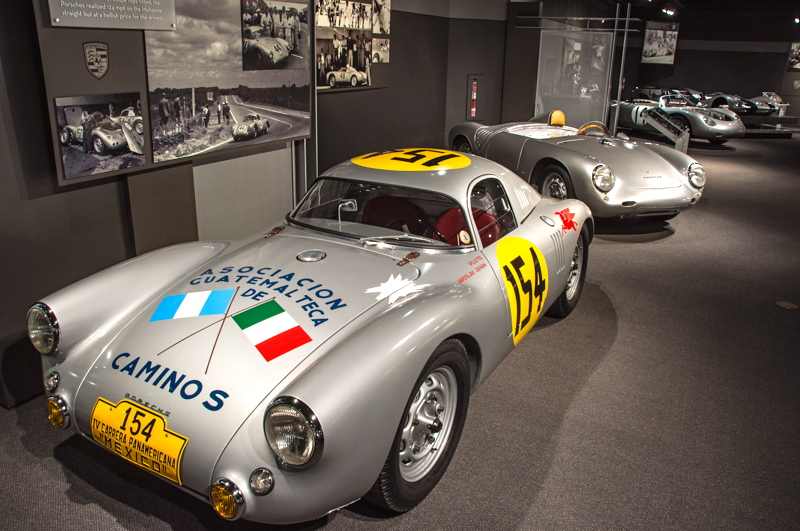Revs Institute's Collier Collection includes several historic Porsche racers | Revs Institute photos