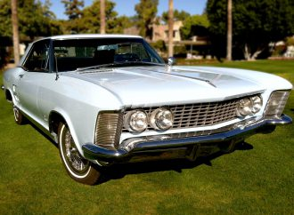 Stylish Buick Riviera shows enduring appeal