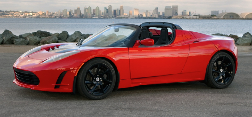 Tesla Roadster | Tesla photos