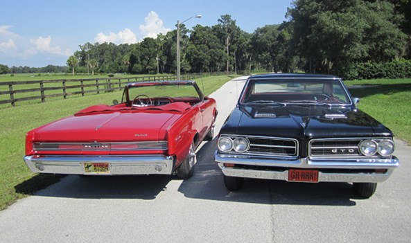 GTO came as hardtop or convertible | Joe and Lori Samuels/The Legend Magazine