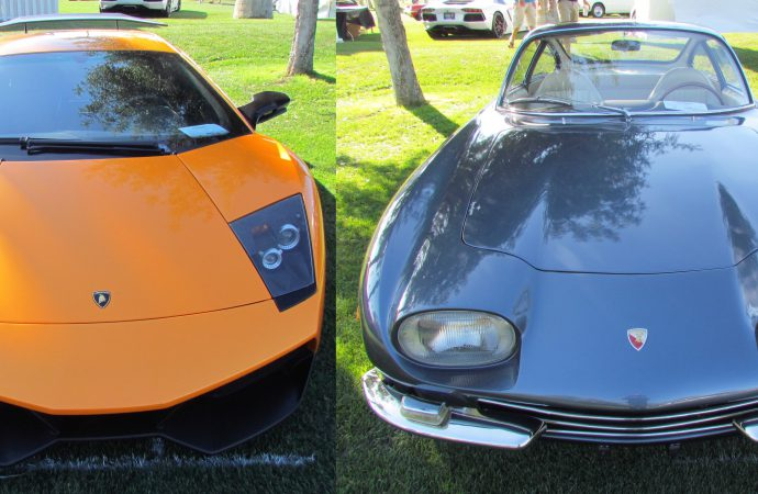 Multiple Choice: Lamborghini classic or contemporary?