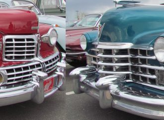 Multiple Choice: '47 Caddy or '48 Lincoln?
