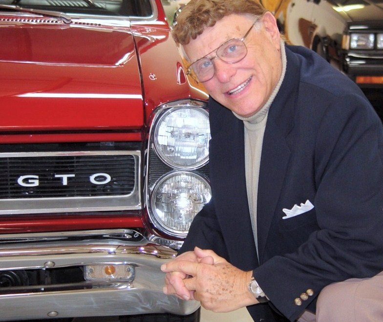 Jim Wangers is known as Godfather of the GTO |