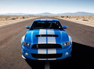 Vehicle Profile: Shelby GT500: Mustang at Full Gallop