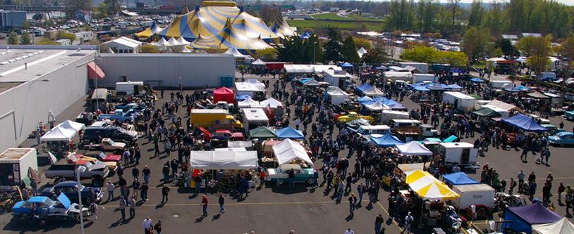 Portland Swap Meet attracts some 3,500 vendors | Portland Swap Meet photos