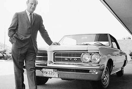 Jim Wangers brought GTO to the public | GM archive