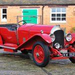 1927 Bentley 3-Litre Speed Model Tourer