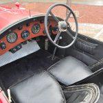 1927 Bentley 3-Litre Speed Model Tourer-interior