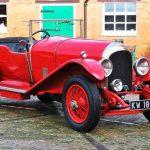 1927 Bentley 3-liter Speed tourer Vanden Plas