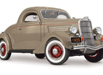Danbury Mint ends die-cast model sales