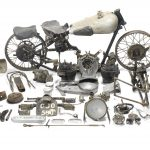 1939 Brough Superior 990cc SS80 Project