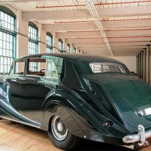 Vehicle Profile: 1954 Rolls-Royce Silver Wraith
