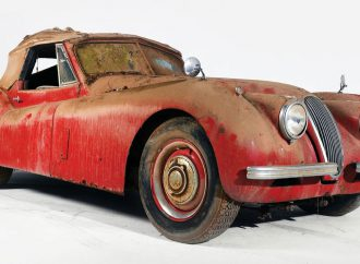 Classic car auctions focus on 'barn finds'