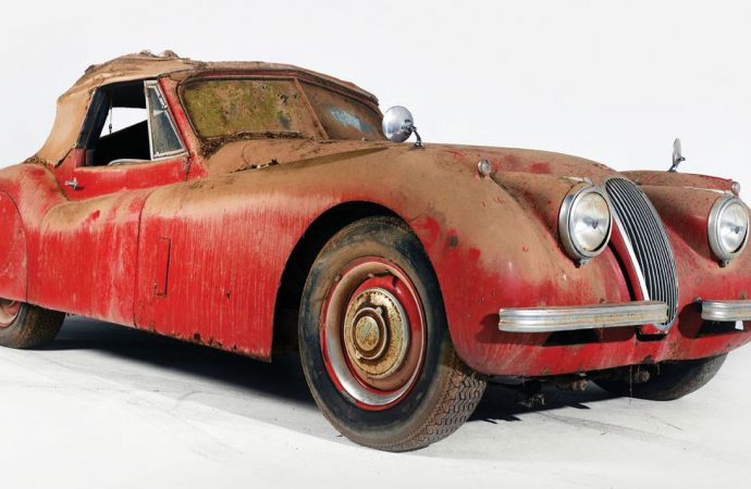 2014 top stories: No. 7 — 'Barn-find' mania at the auctions