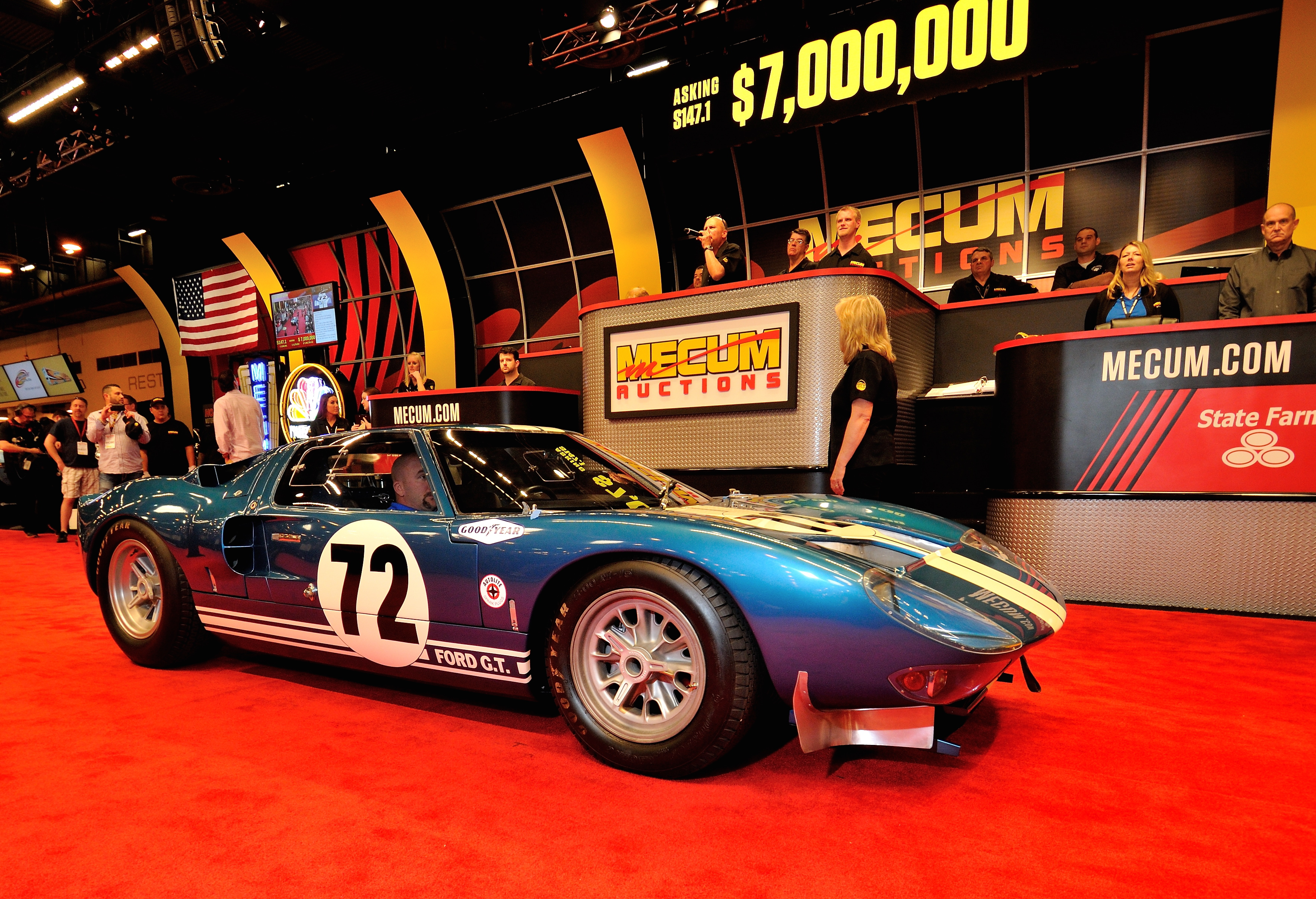 Behind-the-scenes auction action: \'Mecum Dealmakers\' debuts on ...