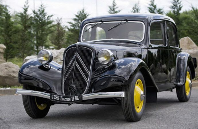 80 years ago, Citroen changed the way people drive