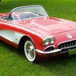 58 Corvette convert 4 speed