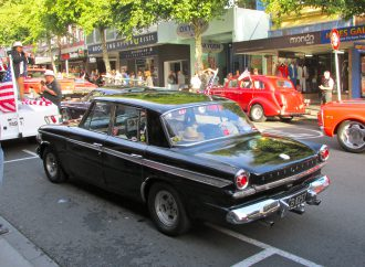 My Classic Car: Carey Hill's 1963 Studebaker Lark