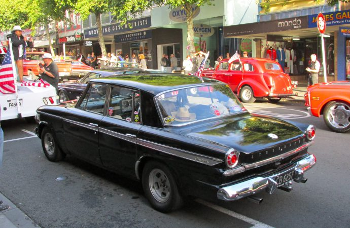 My Classic Car: Carey Hill's 1963 Studebaker Lark