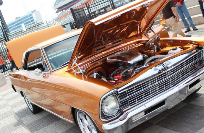 '67 Nova SS takes top honors at Food Lion AutoFair at Charlotte