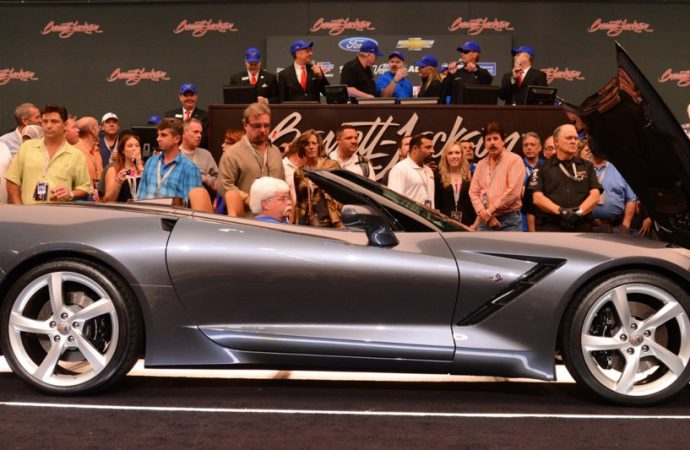 Barrett-Jackson's $21+ million boosts Florida season total