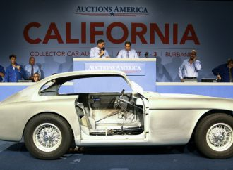 Petersen cars among those sold at Auctions America's Burbank sale