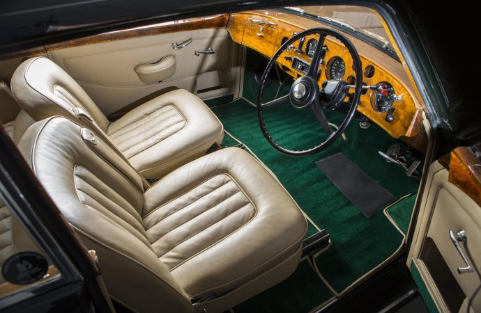 Multiple Choice: '27 or '56 Bentley interior?
