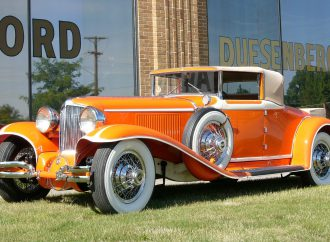 Arizona Concours creates special class for the Cars of Frank Lloyd Wright