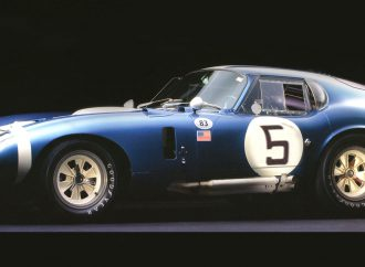 Historic Cobra Daytona to star at Shelby tribute