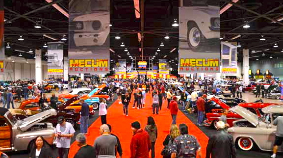 800-plus cross the block at Mecum's Anaheim auction