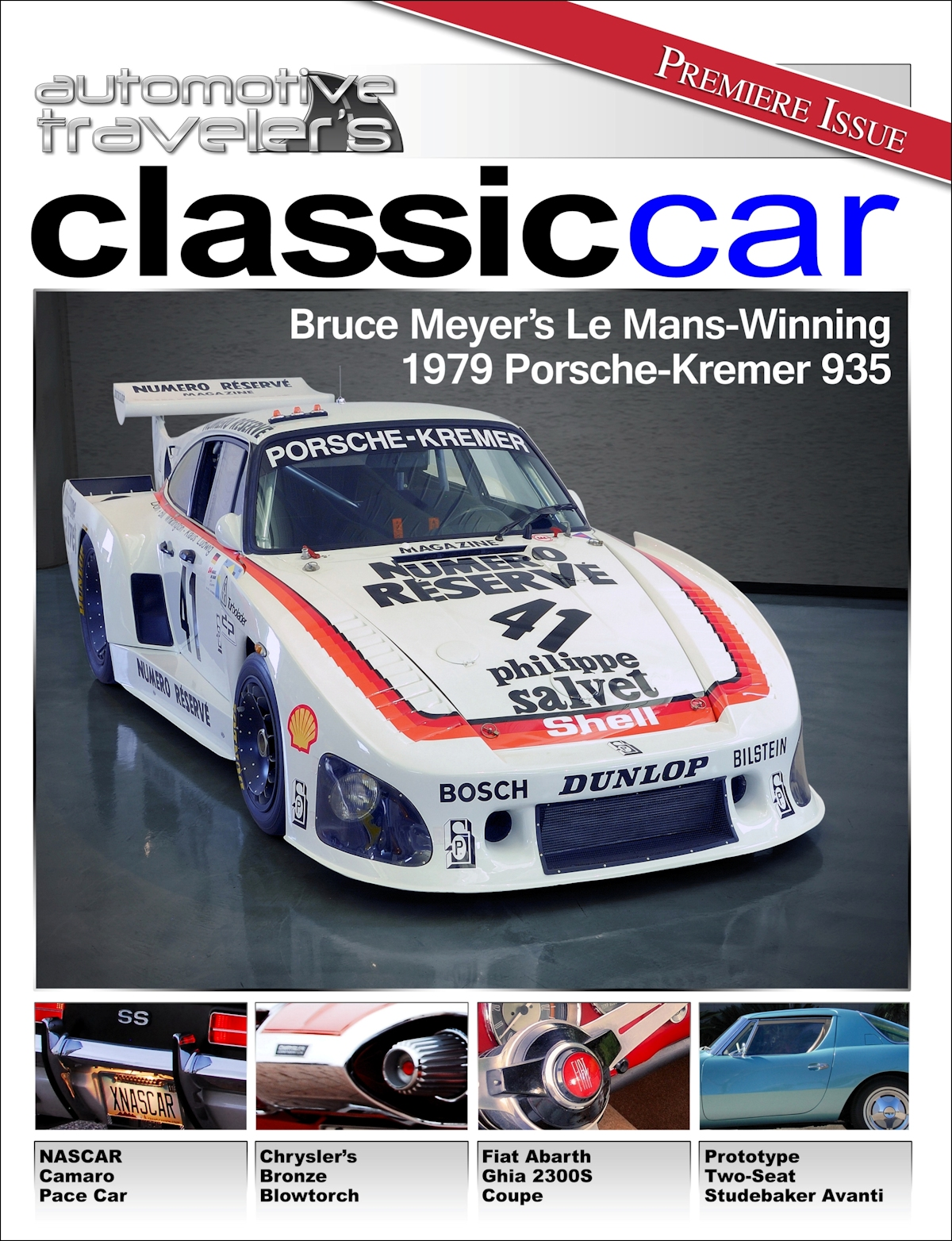 Magazine presents classic cars in print or pixels - ClassicCars ...