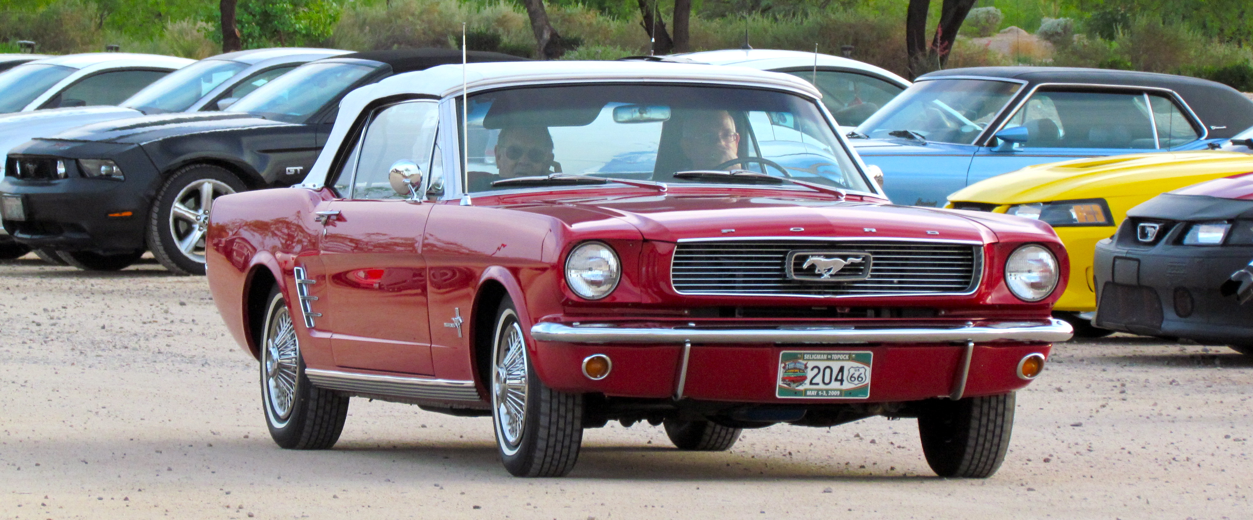 Happy 50th Ford Mustang ClassicCars Journal