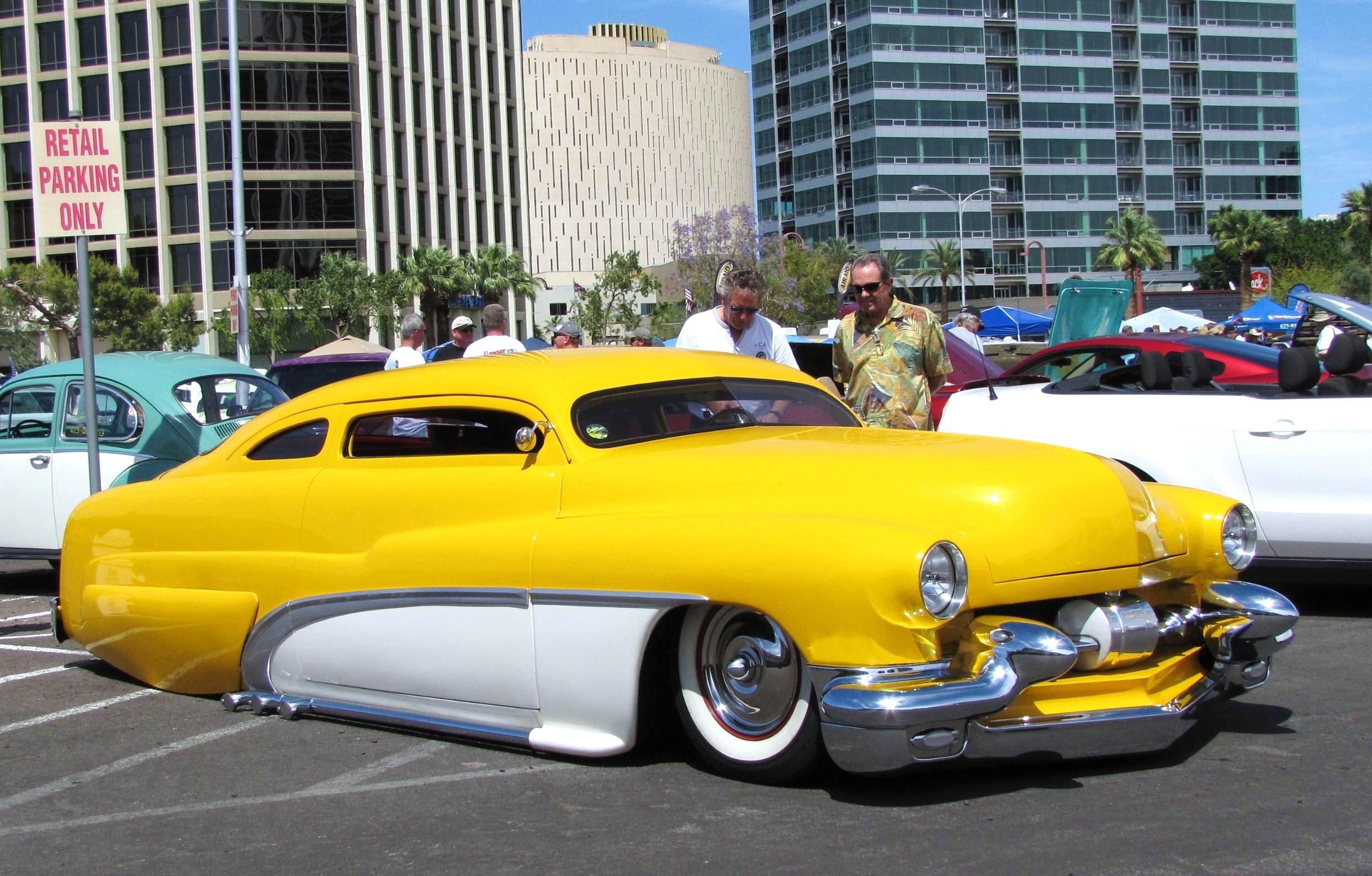 Mercury Lead Sled Classiccars Com Journal