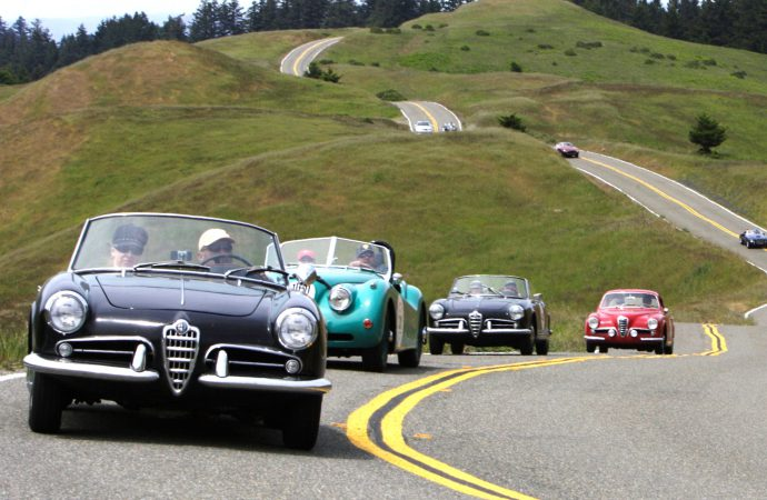 California Mille gets set for thousand-mile tour