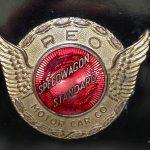 REO Speedwagon Truck Badge  IMG_1046