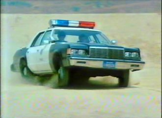 6 of the best TV cop cars