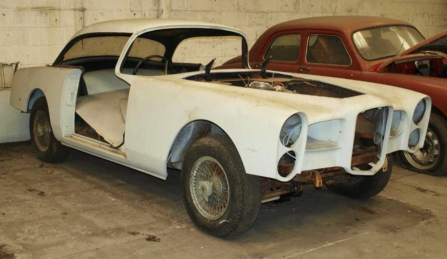 The Facel Vega came in pieces | Silverstone Auctions