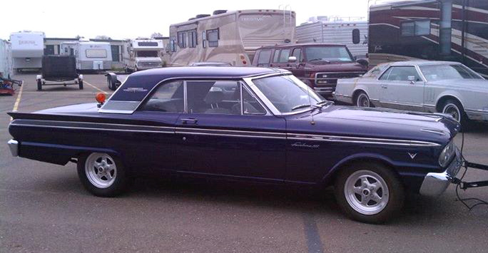 My Classic Car: Tad's 1963 Ford Fairlane 500
