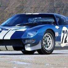 $7 million GT40 goes to Utah motorsports museum