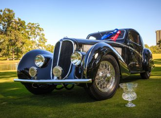 Everything may be bigger in Texas: Houston doubles up on concours, auctions