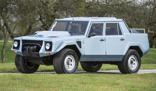 Macho Lamborghini LM 002 off-roader | Bonhams Auctions