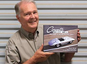 Car designer Peter Brock to lecture at Blackhawk