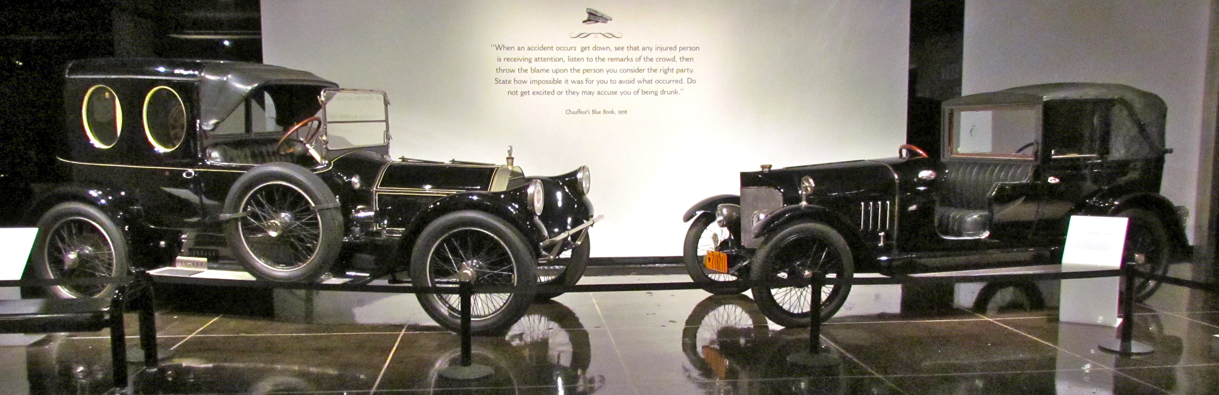 Town Cars at the Petersen museum - ClassicCars.com Journal