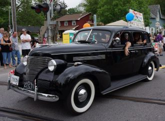 My Classic Car: Brian Weller's 1939 Chevrolet Master Deluxe