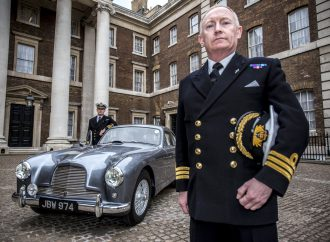 The 'real' James Bond Aston Martin coming to auction