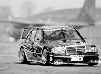 Mercedes sending historic cars to Nurburgring vintage races