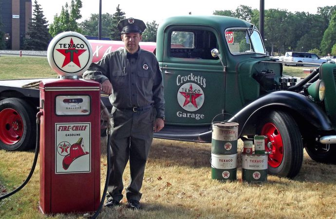Star cars: Classic commercial vehicles featured at Packard Proving Grounds