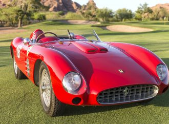 Arizona Concours sets featured classes, including Pierce-Arrow, Ghia and racing Ferraris