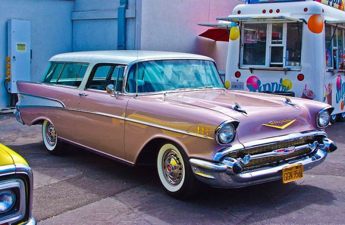 Five of the coolest station wagons ever
