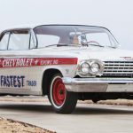 1962 Chevrolet Impala SS 409 Lightweight Sport Coupe_(c) 2014 Courtesy of Auctions America